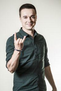 Alex Plus - ведущий шоу Обед с Приветом